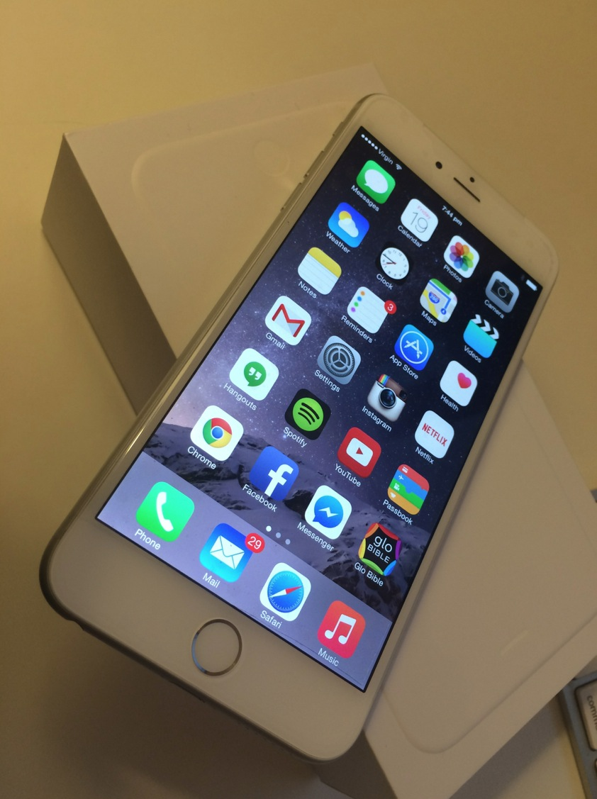 Такой iPhone 6 получил Станислав. Хочешь такой же? Поможем!